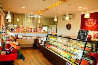 菓子のイトー 一部橋店